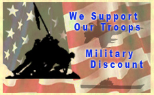 We Support all troops